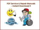 Thumbnail Husqvarna SC18 Sod Cutter Workshop / Service Manual - Download !!