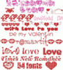 Thumbnail 50+ Stunning LOVE & HEART FONTS - Download Right NOW !