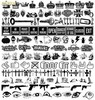 Thumbnail AMAZING 100+ DINGBATS FONTS (SYMBOL FONTS) - DOWNLOAD NOW !