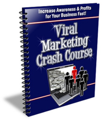 Product picture *NEW!* Viral Marketing Crash Course With - Private Label Rights (PLR)