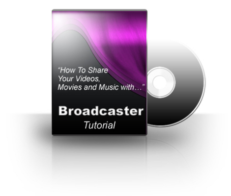 Product picture *New*! VIDEO TUTORIAL BROADCASTER.COM - SOCIAL NETWORKING TRAFFIC with full PLR RIGHTS !