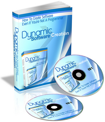 Product picture Dynamic Software Creation Even if you are not a Programmer Ebook + Audio (MP3) - with Private Label Rights