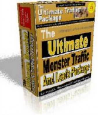 Product picture *NEW*! Ultimate Viral Traffic Generator with Master Resale Rights!!