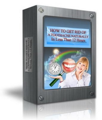 Product picture *New!* How To Get Rid Of A Toothache Naturally - With Private Label Rights (PLR) -Included