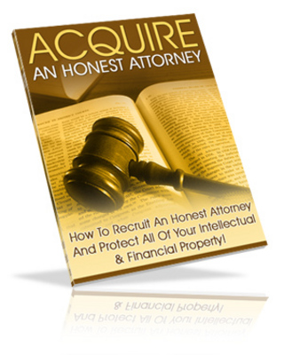 Product picture Acquire An Honest Attorney Audio Course (54 MB) - with Master Resell Rights ( MRR ) - Download !!