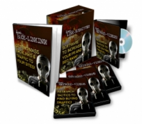 Product picture Atomic Backlinking Video Course - Massive 250+ MB + Bonus - With Master Resell Rights (MRR) - Download !!
