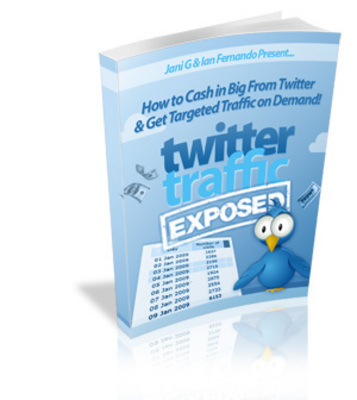 Product picture *NEW!* Twitter Traffic Exposed - with Private Label Rights (PLR) !!
