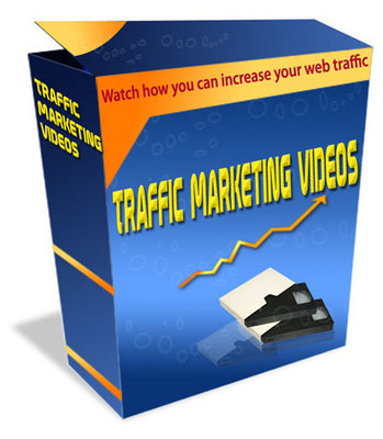 Product picture *NEW!* Traffic Marketing Videos - 10 Quality Videos - 90+ MB With PLR (Private Lable Rights) - Download !!